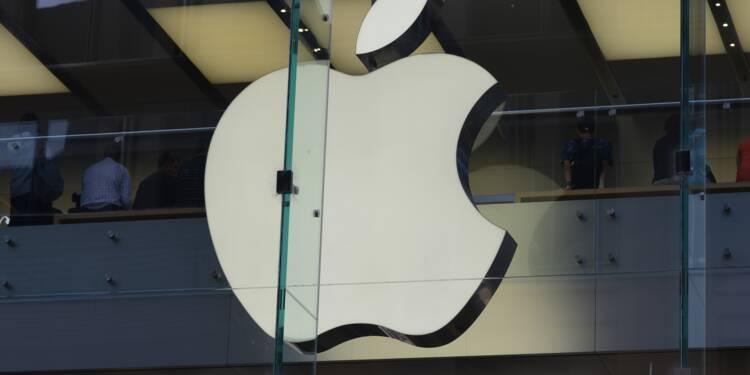 Apple: les résultats progressent mais déçoivent le marché