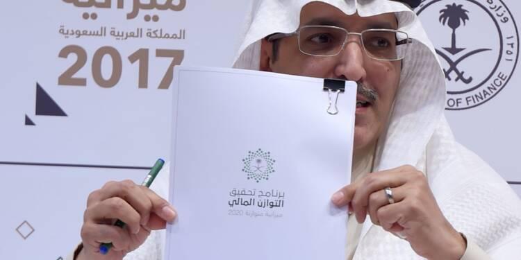 Pétrole: déficit budgétaire moins important que prévu en Arabie saoudite