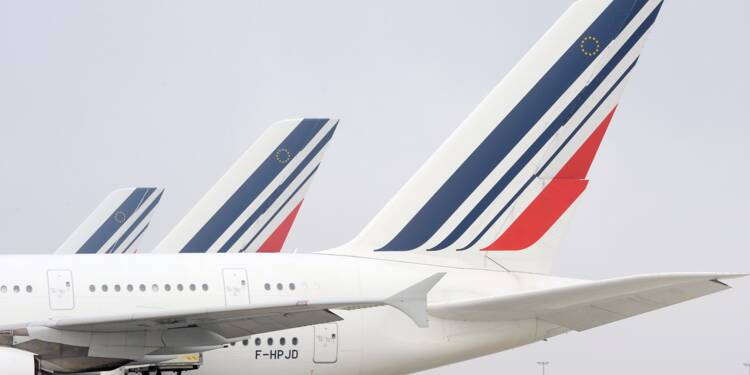 Air France: un projet d'accord avec les pilotes ouvert à la signature