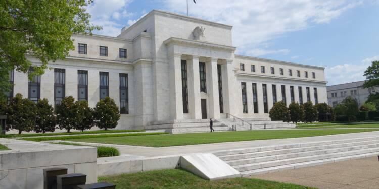 Etats-Unis: la Fed laisse les taux d'intérêt inchangés