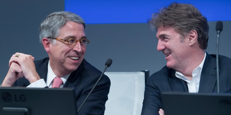 Vivendi affirme son contrôle sur Telecom Italia