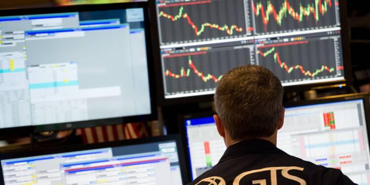 Nasdaq et S&P 500 à des records après une faible hausse de Wall Street