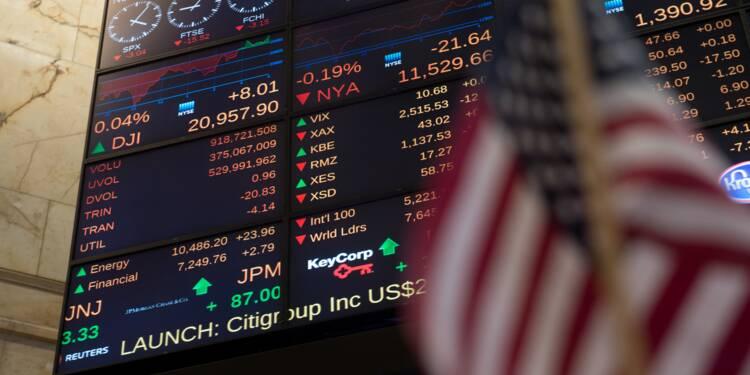 Résistant au pétrole, Wall Street finit à l'équilibre