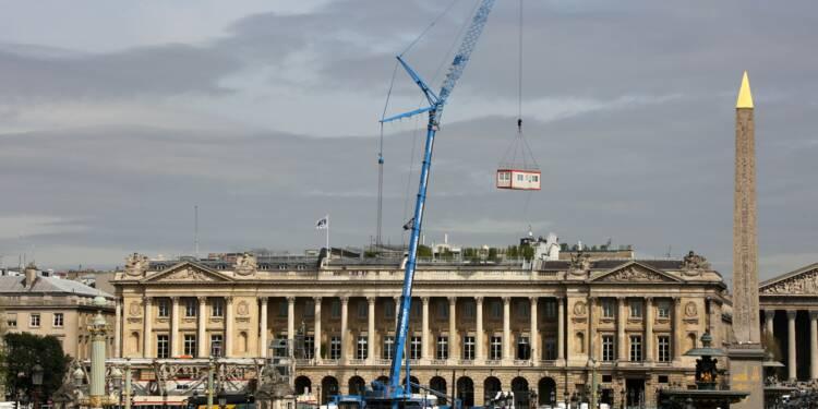 L'Hôtel de Crillon rouvrira le 5 juillet après 4 ans de travaux