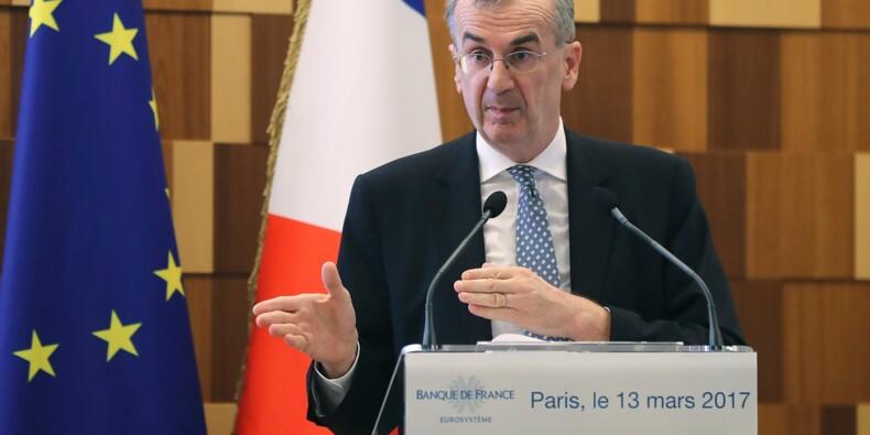 """La double circulation de monnaies serait un """"danger"""" (Banque de France)"""