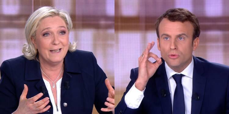Les épargnants inquiets pour leurs bas de laine avant le duel Macron-Le Pen