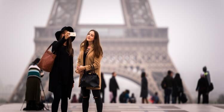 La fréquentation touristique poursuit son rebond en France