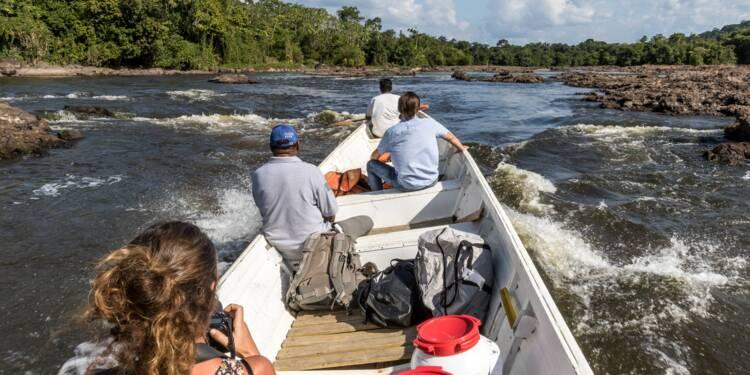 Tourisme en Guyane: un secteur en difficulté, mis à mal par le conflit social
