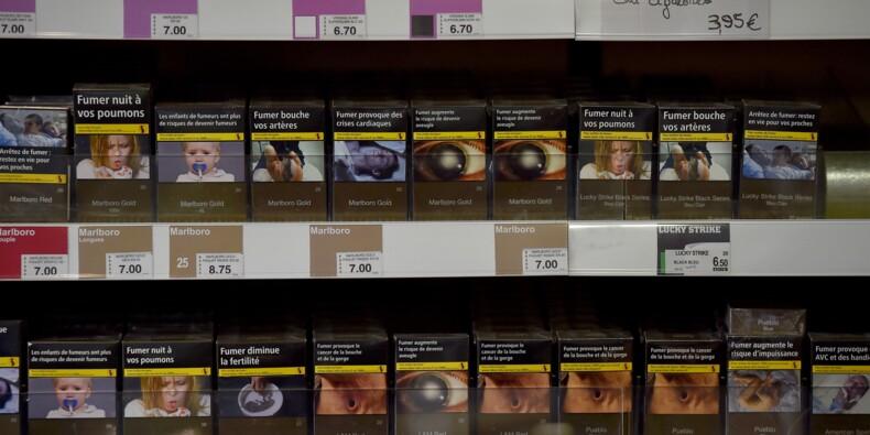 Tabac: évolution contrastée des prix après une hausse de taxes
