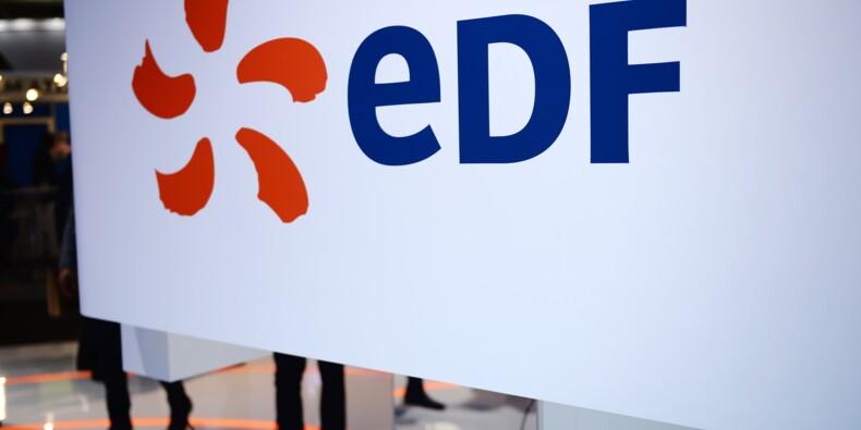 EDF: repli de l'activité au premier trimestre