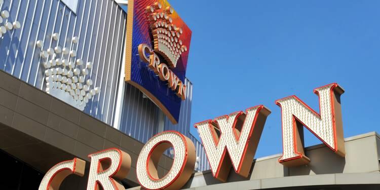 Casinos: l'australien Crown solde ses actifs à Macao
