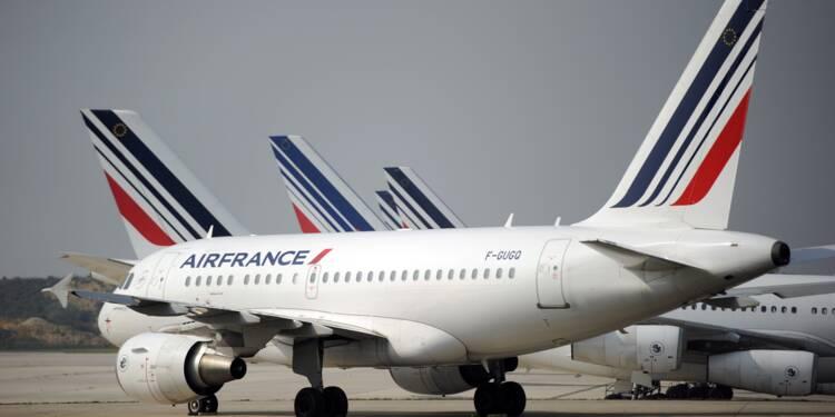 Dix syndicats d'Air France appellent à la grève le 22 février