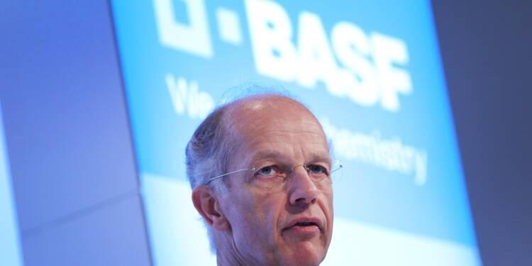 L'industrie chimique allemande prévoit de rebondir en 2017