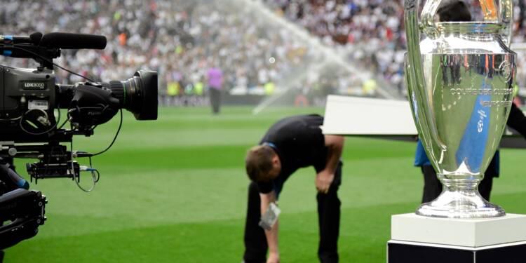 SFR s'empare de la Ligue des champions pour 2018-2021