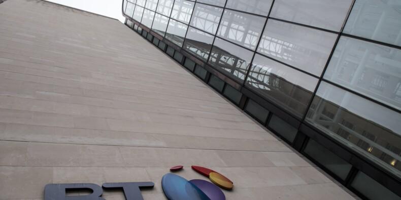 Télécoms: BT annonce la suppression de 4.000 emplois dans le monde