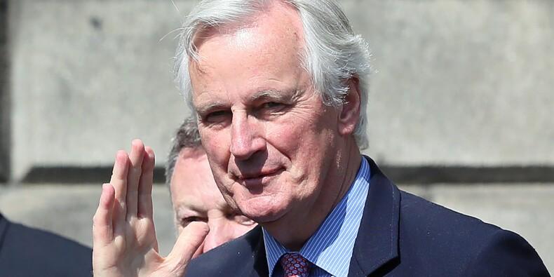 """Brexit: Barnier appelle à des négociations """"sans agressivité"""""""