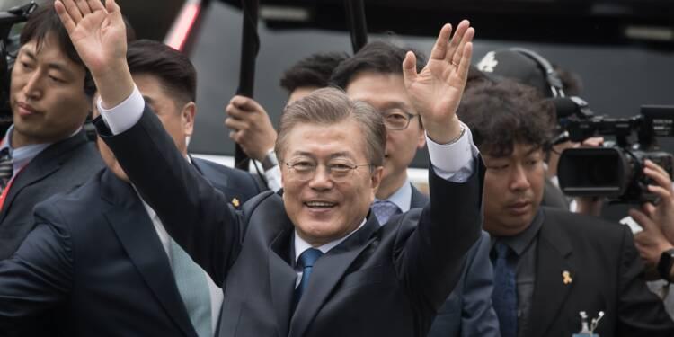 """Corée du Sud: les """"chaebols"""" bientôt sous coupe réglée"""