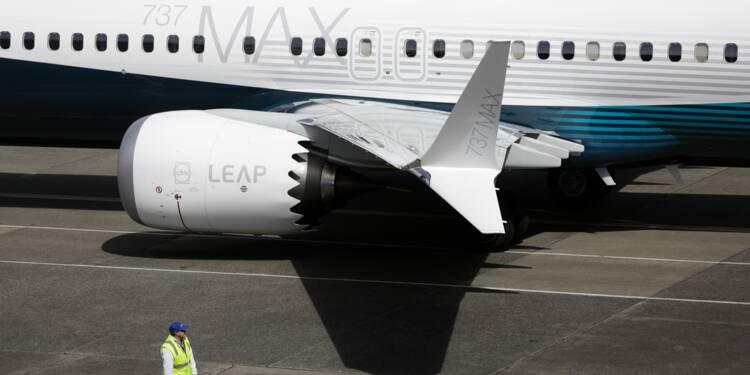 Boeing 737 Max: les problèmes de moteurs concernent la qualité