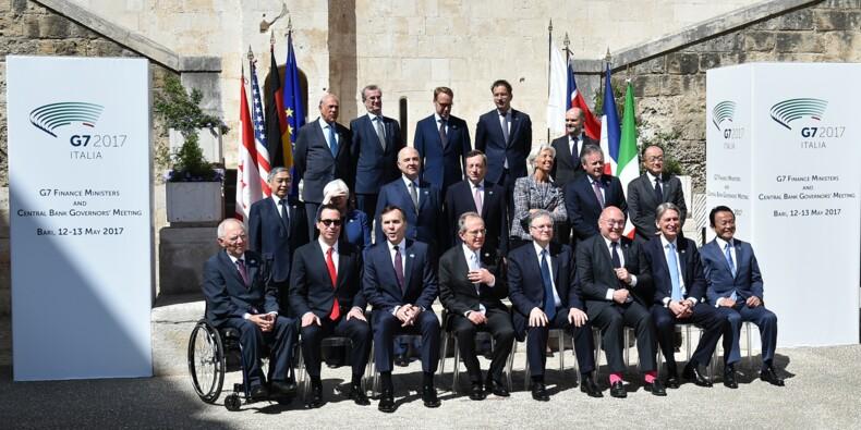 le G7 promet d'en faire plus contre les cyberattaques