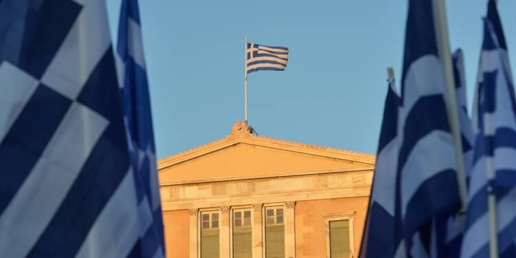 La Grèce renoue avec la croissance début 2017