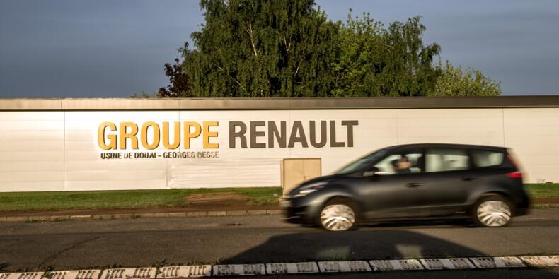 L'Etat cède les actions de Renault acquises par Macron