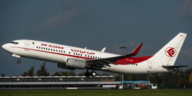 Les avions d'Air Algérie cloués au sol par une grève