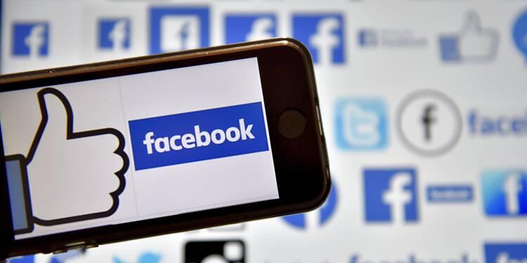 Données personnelles: la Cnil met Facebook à l'amende