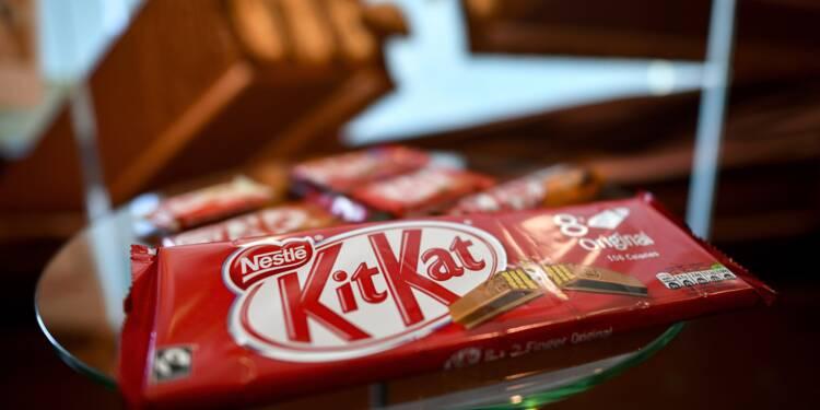 Nestlé ouvre une usine KitKat au Japon, chocolats au saké et au thé vert
