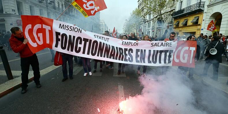 Fonction publique: pas de ministère de plein exercice, s'inquiètent les syndicats