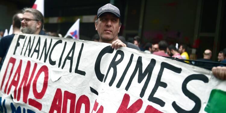 Grève et manifestation en Grèce contre l'austérité