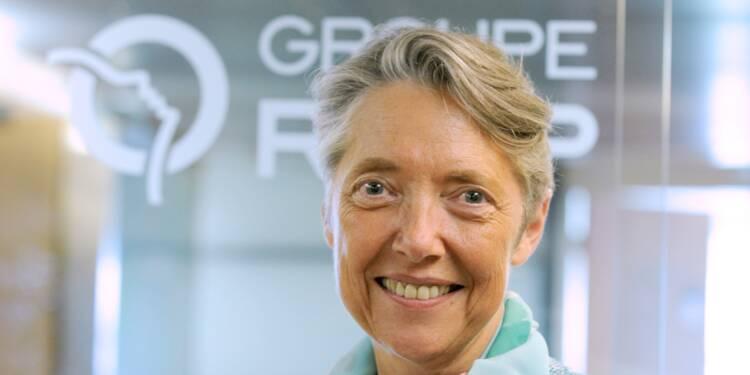 Elisabeth Borne, de la RATP au ministère des Transports