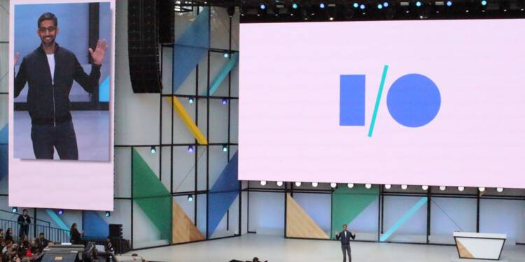 Google I/O 2017 : l'intelligence artificielle pour donner des yeux à son assistant virtuel