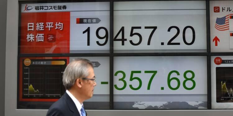 Le Japon vit sa plus longue période de croissance depuis 11 ans