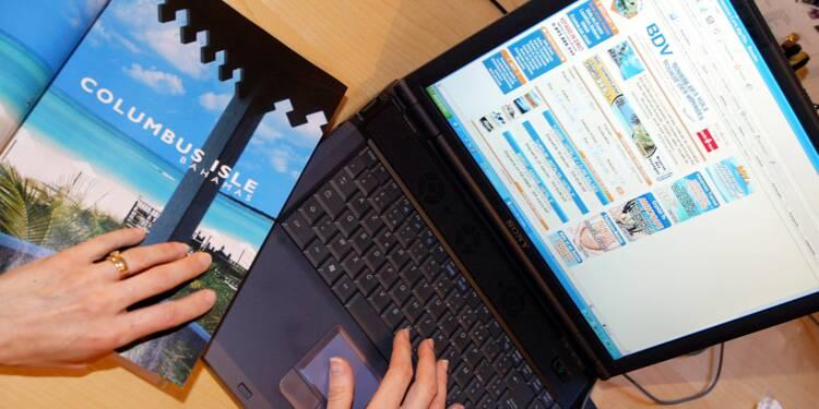 Ventes en ligne: la croissance s'accélère en France