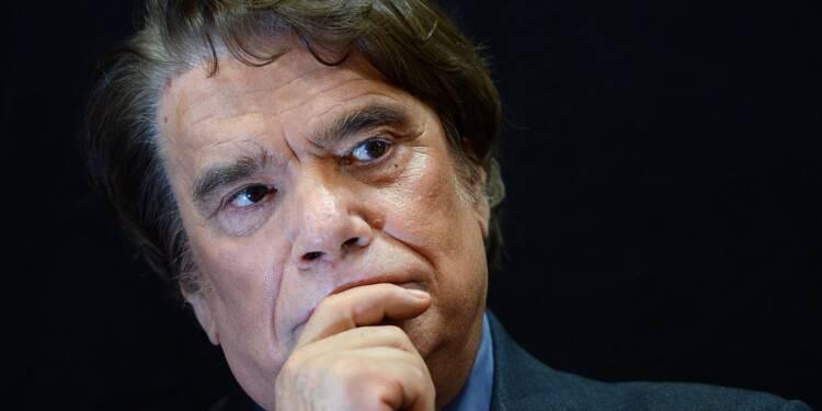 """Arbitrage Tapie: enquête pour """"escroquerie"""" liée au jugement évitant la saisie de ses biens"""