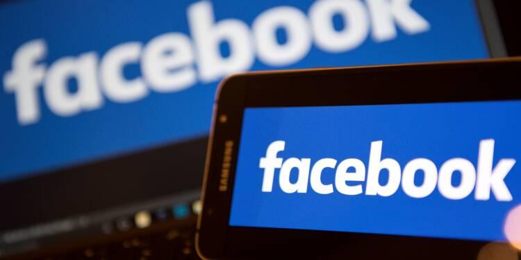 Nouveaux déboires pour Facebook autour de l'utilisation de données personnelles