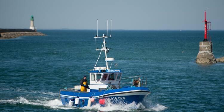 La pêche française suspendue au renouvellement d'une flotte vieillissante