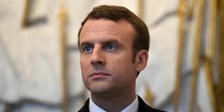 Les petits patrons attendent d'être convaincus par Macron