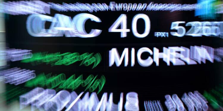 Assombrie par l'euro, la Bourse de Paris peine à retrouver des couleurs