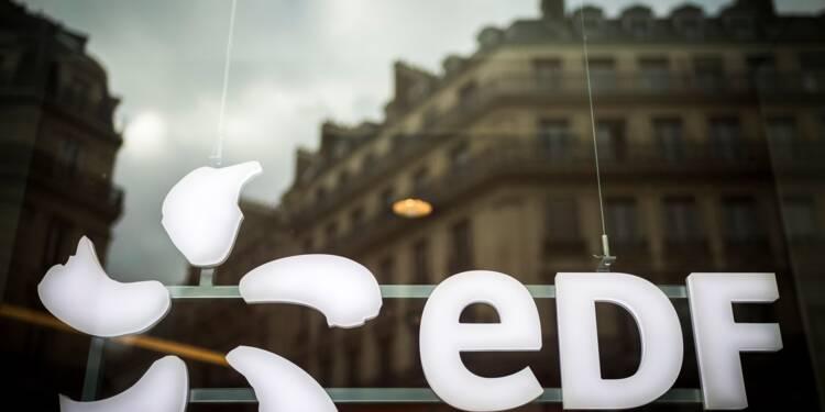 Nucléaire: EDF reste sur ses positions pour l'avenir du parc français