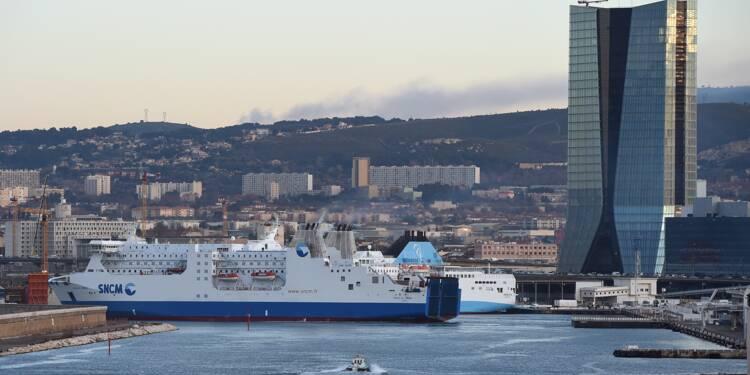 Port de Marseille: les émissions de soufre ont chuté de 40% depuis 2010