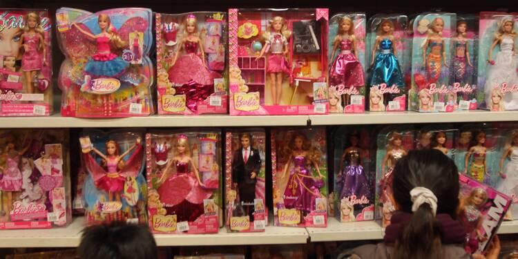 Barbie (Mattel) à la peine face Spiderman (Hasbro) : guerre sans merci au rayon jouets !