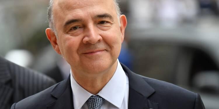 """Grèce: Moscovici appelle les créanciers """"à ne pas jouer avec le feu"""""""