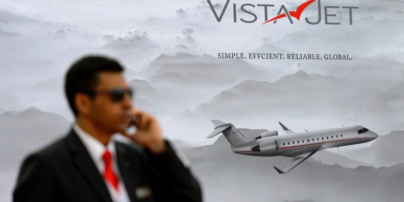 L'aviation d'affaires, toujours morose, commence à entrevoir un rebond