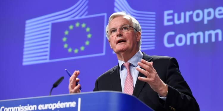 Brexit: l'UE autorise officiellement Barnier à ouvrir les négociations