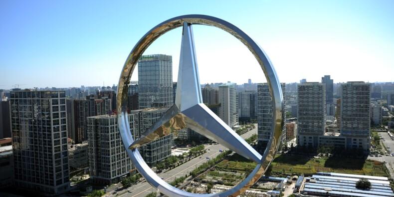 Daimler investit un milliard dans la production de batteries électriques