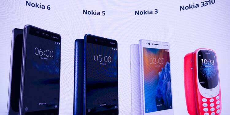Brevets: le contentieux Nokia-Apple réglé par un accord de licence