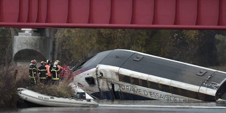 Accident du TGV en Alsace: le rapport final présenté aux familles