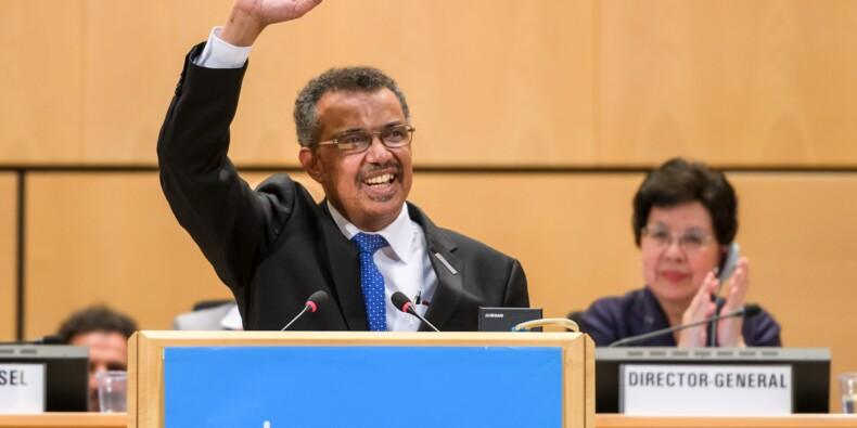 Un Africain pour la première fois à la tête de l'OMS