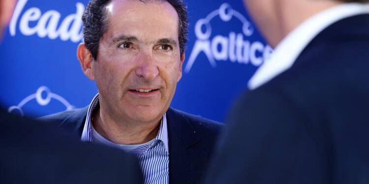 Patrick Drahi veut racheter une entreprise à 120 milliards de dollars pour devenir n°2 aux Etats-Unis